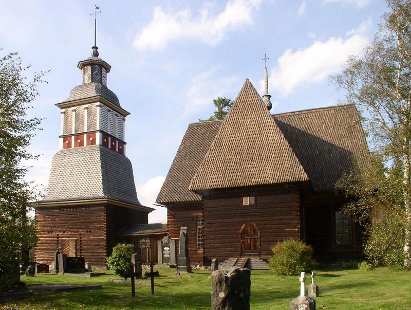 เที่ยว โบสถ์เปียเต้ยาวาชิก (Petajavesi Old Church) เเหล่งมรดกโลกที่สำคัญ -  เที่ยวต่างประเทศ เที่ยวรอบโลก
