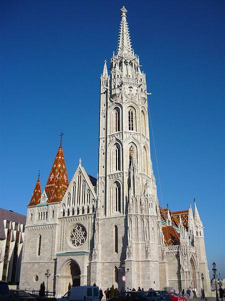 โบสถ์เเมตเทียส-งดงาม