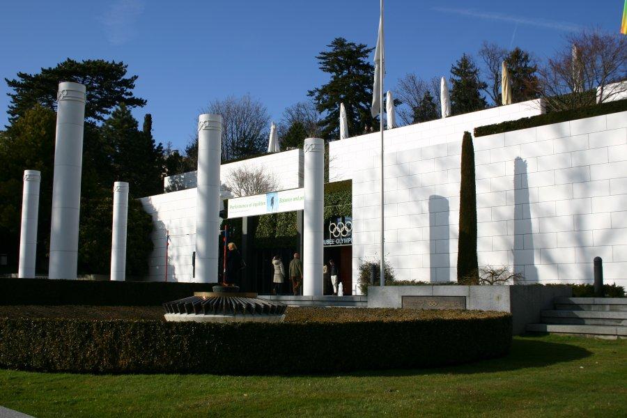โลซาน-พิพิธภัณฑ์โอลิมปิก