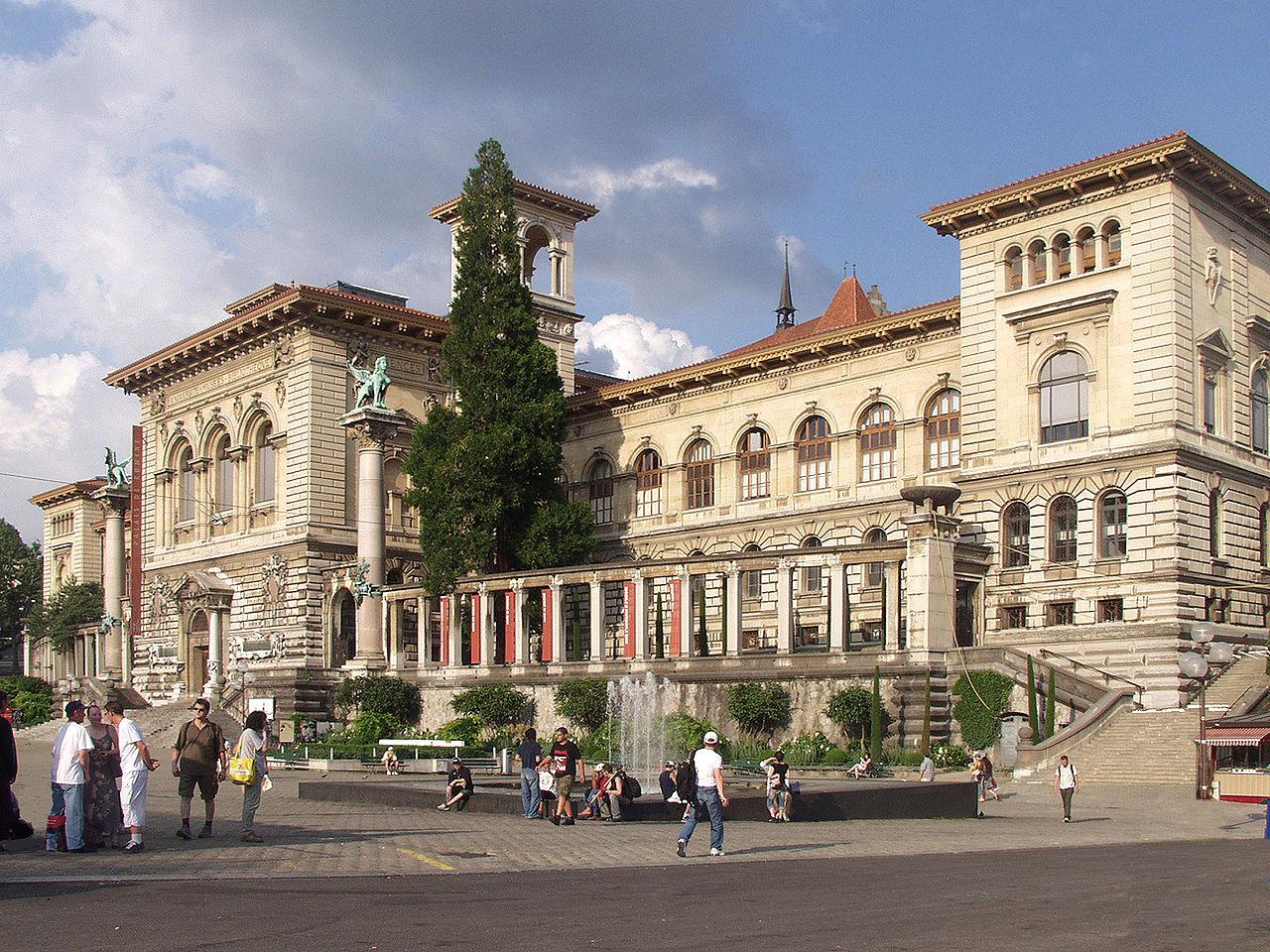 โลซาน-มหาวิทยาลัยโลซาน