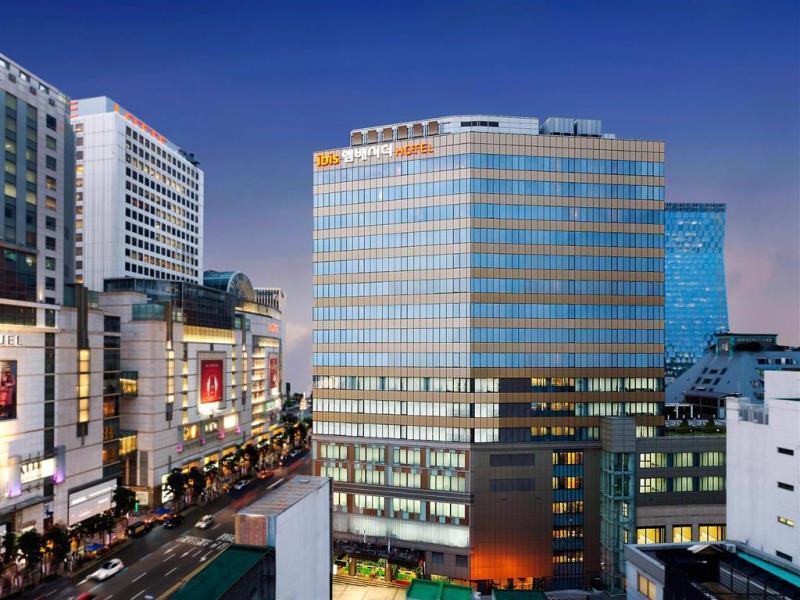 10 ที่พักในเกาหลีที่น่าพัก - โรงเเรมไอบิส แอมบาสเดอร์ โซล เมียงดง