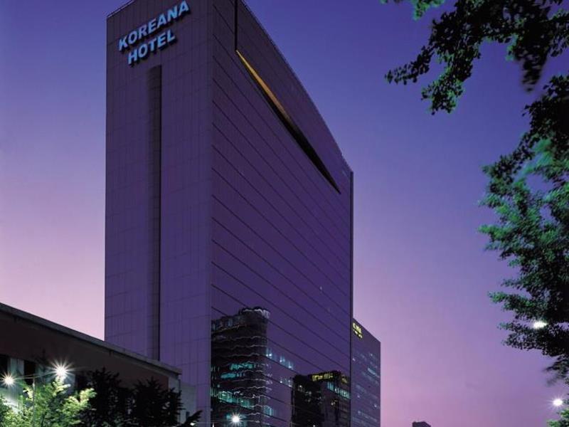10 ที่พักในเกาหลีที่น่าพัก - โรงแรมโคเรียนน่า