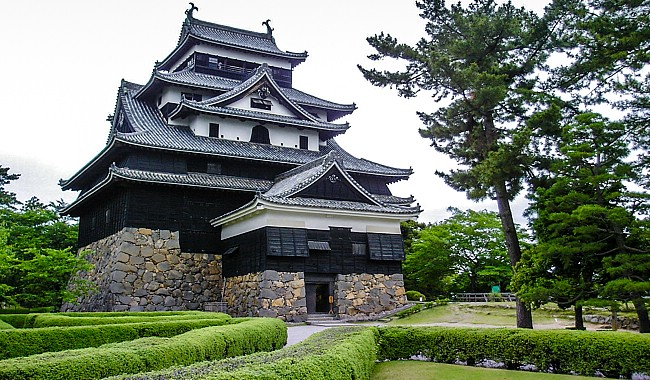 10 ปราสาทญี่ปุ่นที่ไม่ควรพลาดมาเที่ยว-ปราสาทมัตสึเอะ