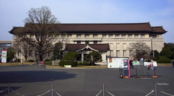 10 พิพิธภัณฑ์น่าเที่ยวในญี่ปุ่น-พิพิธภัณฑ์แห่งชาติโตเกียว