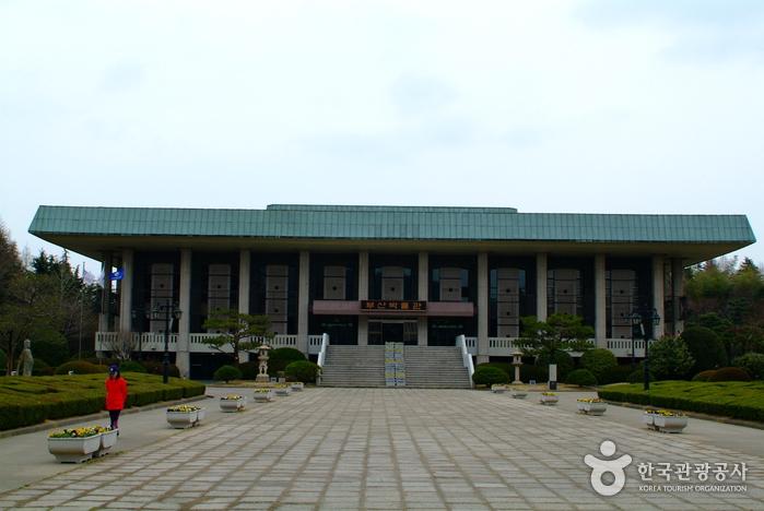 10 พิพิธภัณฑ์เกาหลีที่ไม่ควรพลาด -พิพิธภัณฑ์ปูซาน