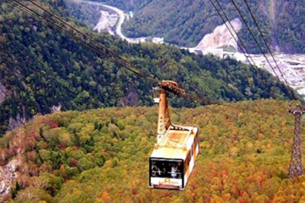 10 ภูเขาไฟน่าเที่ยวในญี่ปุ่น-ภูเขาไฟคุโรดาเกะ
