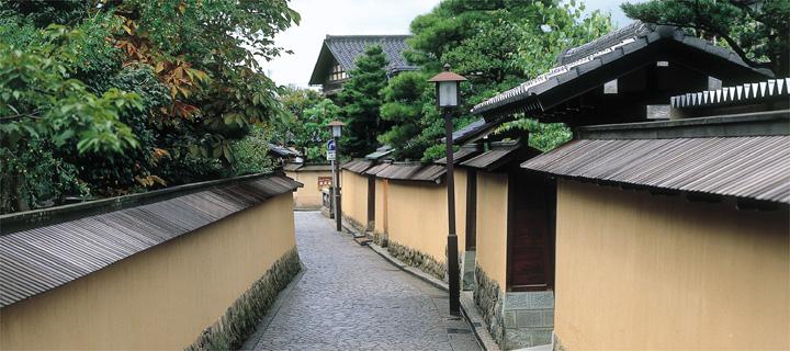 10 ย่านเก่าน่าเดินเล่นในญี่ปุ่น-หมู่บ้านซามูไรนากะมาชิ