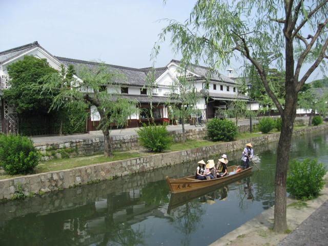 10 ย่านเก่าน่าเดินเล่นในญี่ปุ่น-เมืองคุระชิกิ