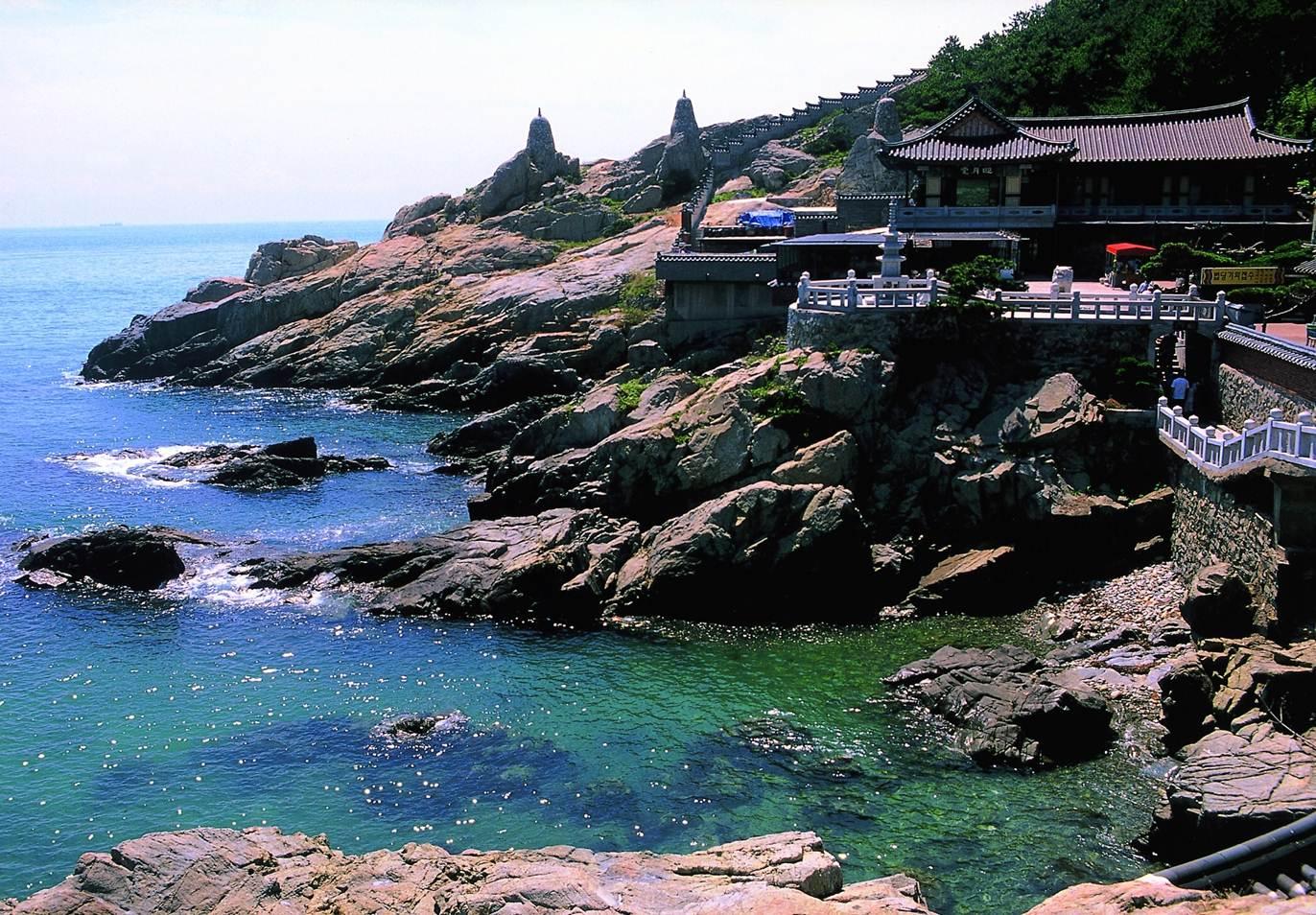 10 วัดน่าเที่ยวในเกาหลี -วัดแฮดอง ยงกุงซา