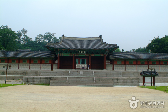 10 สถานที่ท่องเที่ยวที่ไม่ควรพลาดในกรุงโซล -พระราชวังคย็องฮี