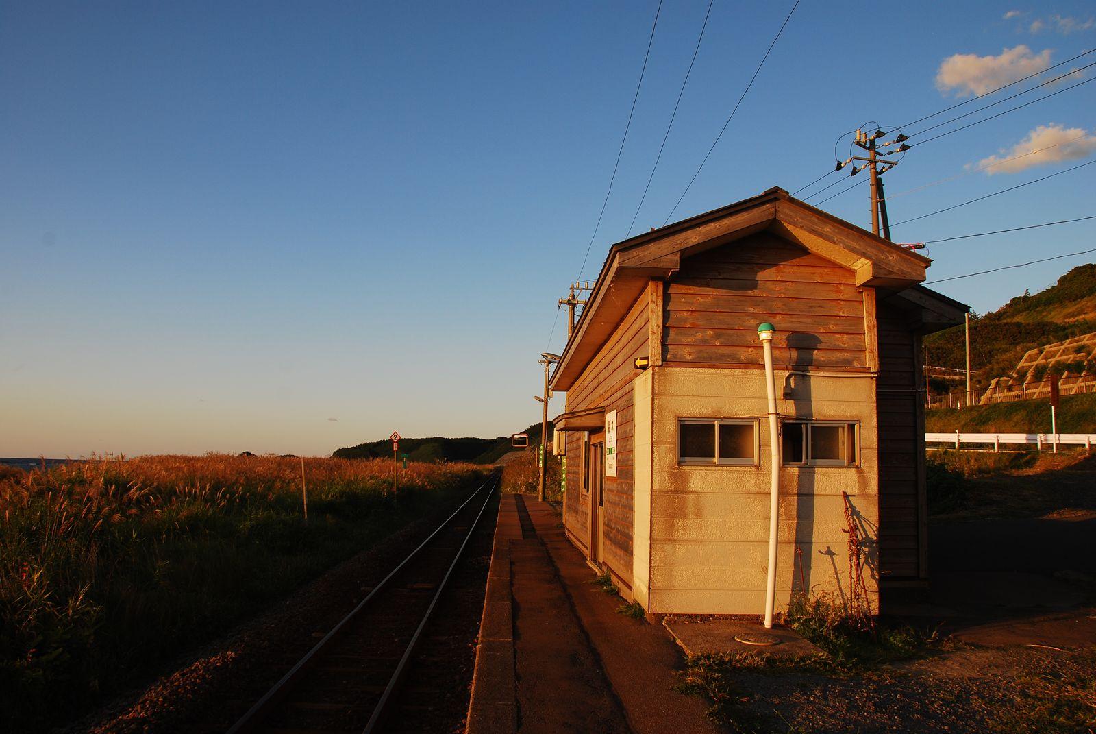 10 สถานีรถไฟญี่ปุ่นที่มีทิวทัศน์สวยงาม-สถานีรถไฟ โทโดโรกิ