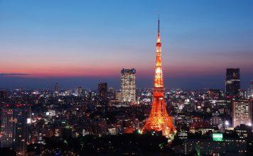 10 หอคอยเเละจุดชมวิวขึ้นชื่อของญี่ปุ่น -โตเกียว ทาวเวอร์