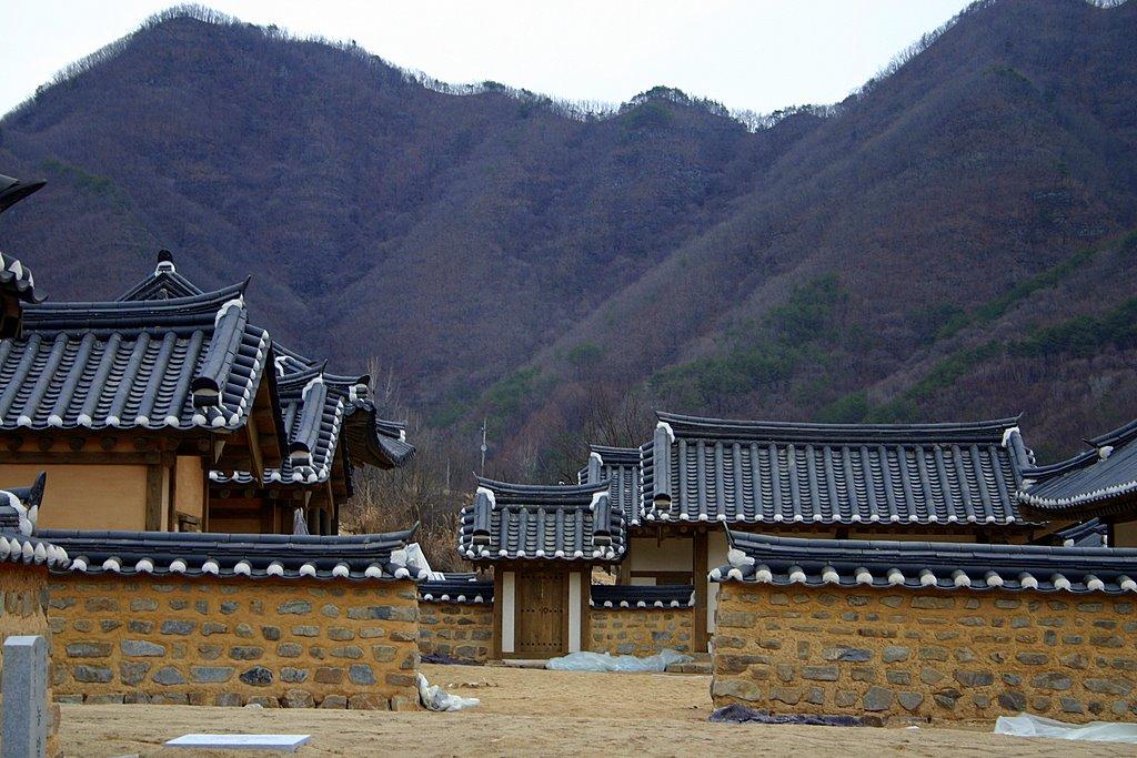 10 เมืองน่าเที่ยวในเกาหลี -อันดง