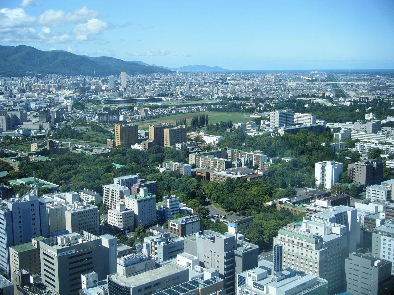 10 เมืองหลักที่น่าเที่ยวของญี่ปุ่น-ซัปโปโร่