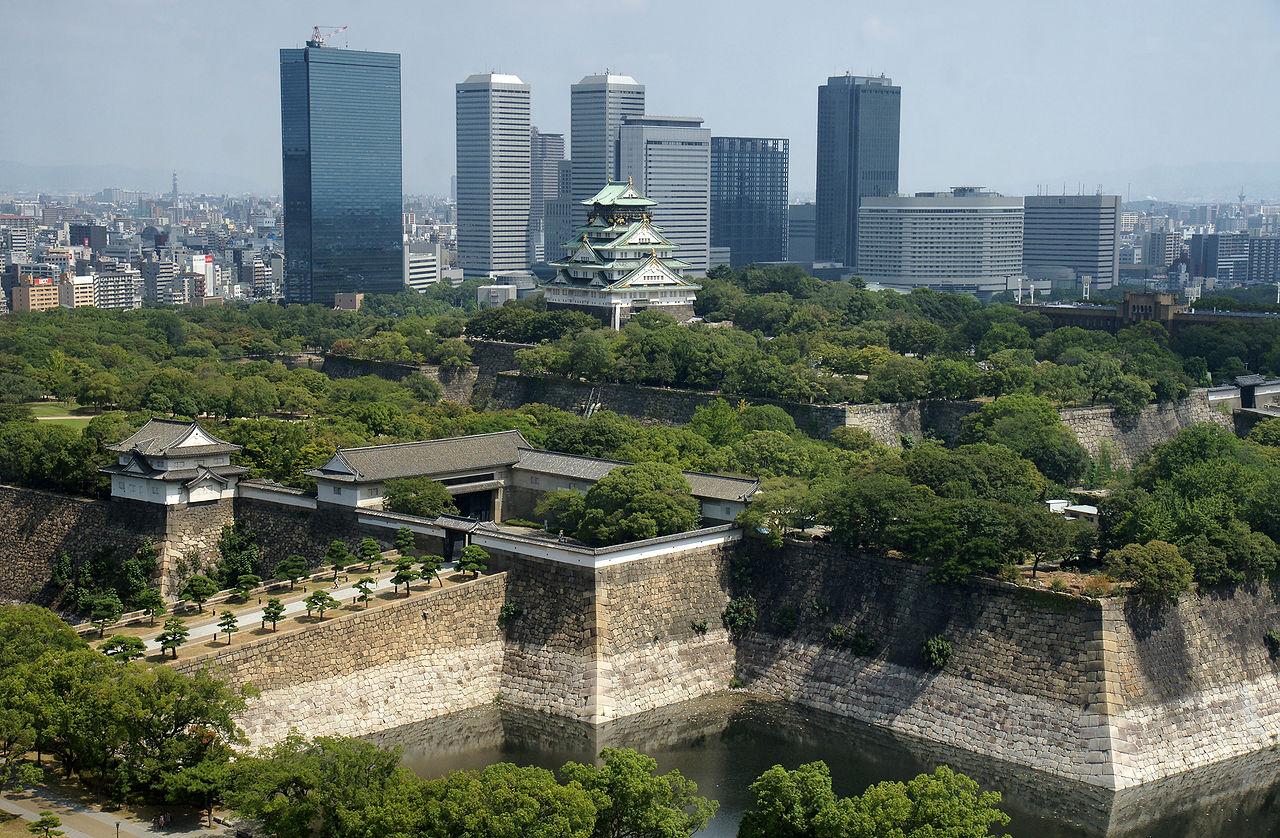 10 เมืองหลักที่น่าเที่ยวของญี่ปุ่น-โอซาก้า