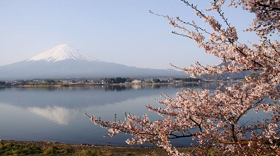 10 เมืองเล็กๆ ที่เเสนทรงเสน่ห์ในญี่ปุ่น-คาวากูจิโกะ