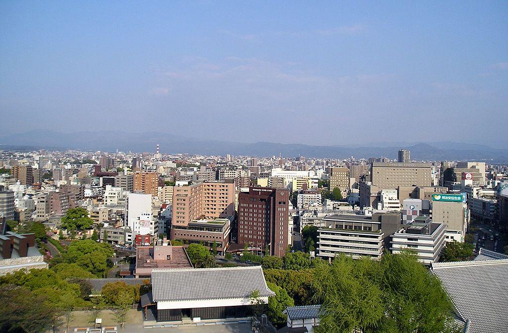 10 เมืองเล็กๆ ที่เเสนทรงเสน่ห์ในญี่ปุ่น-คุมาโมโต้