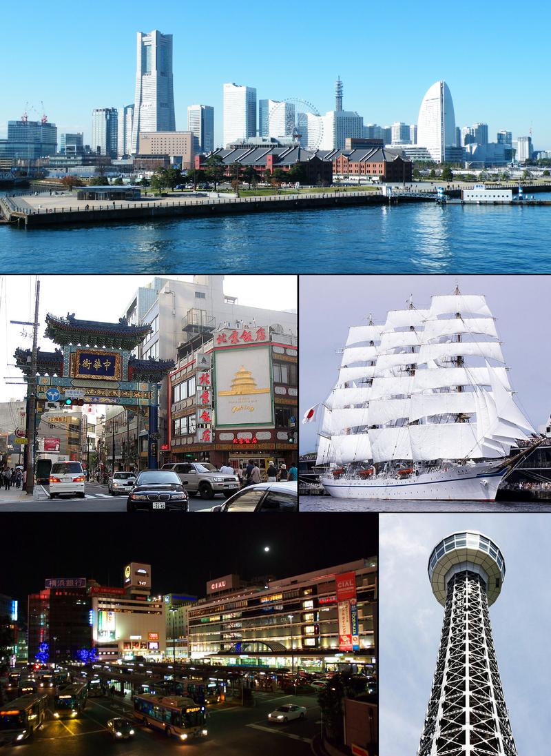 10 เมืองเล็กๆ ที่เเสนทรงเสน่ห์ในญี่ปุ่น-โยโกฮาม่า