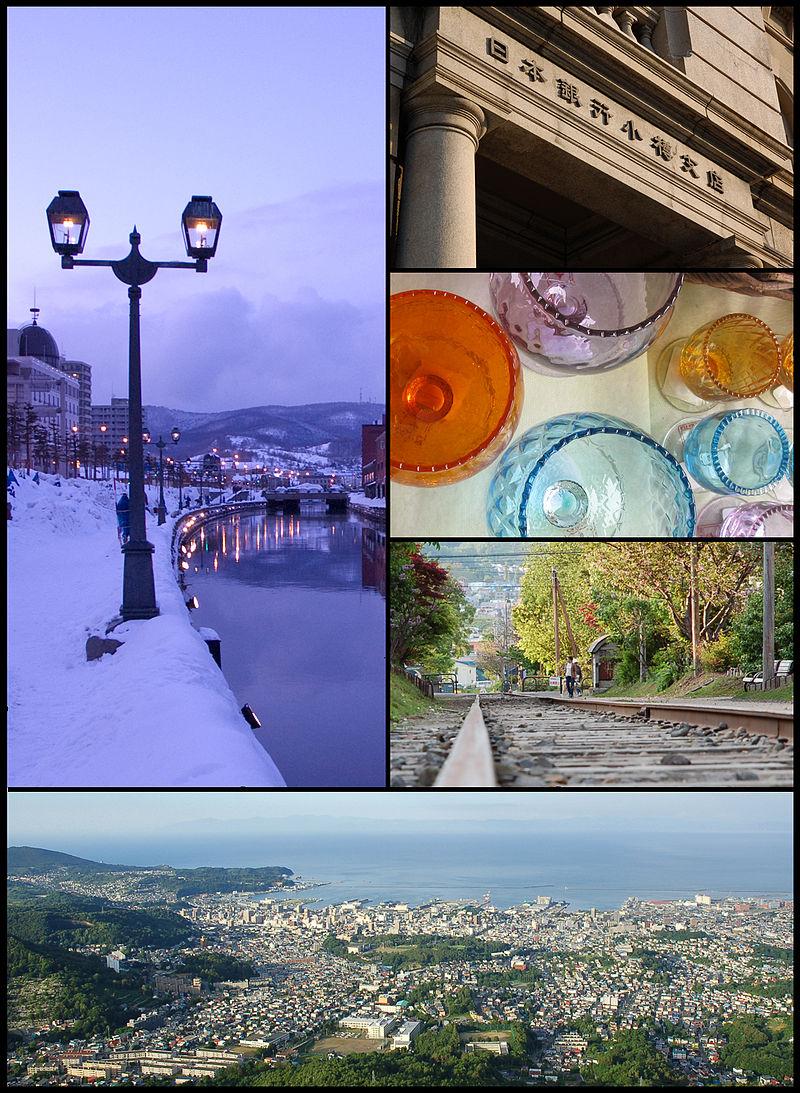10 เมืองเล็กๆ ที่เเสนทรงเสน่ห์ในญี่ปุ่น-โอตารุ