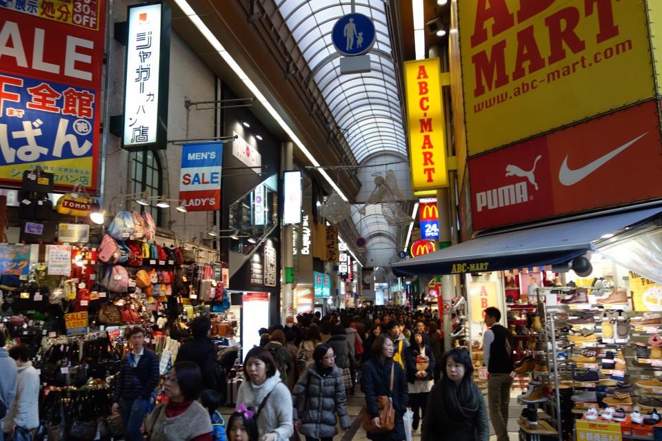 10 เเหล่งช็อปปิ้งสุดฮิตในญี่ปุ่น -ชินไซบาชิซุจิ