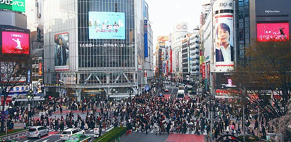 10 เเหล่งช็อปปิ้งสุดฮิตในญี่ปุ่น -ชิบูย่า