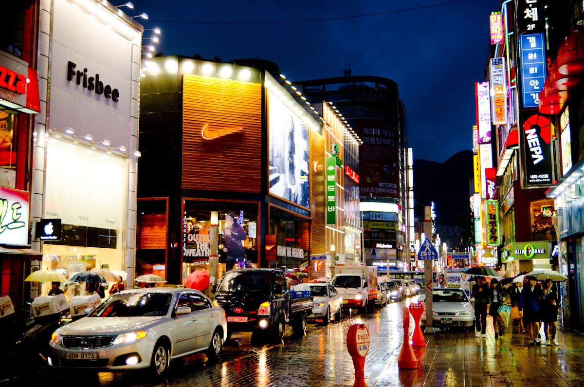 10 เเหล่งช็อปปิ้งสุดฮิตในเกาหลี -ย่านซอเมียน