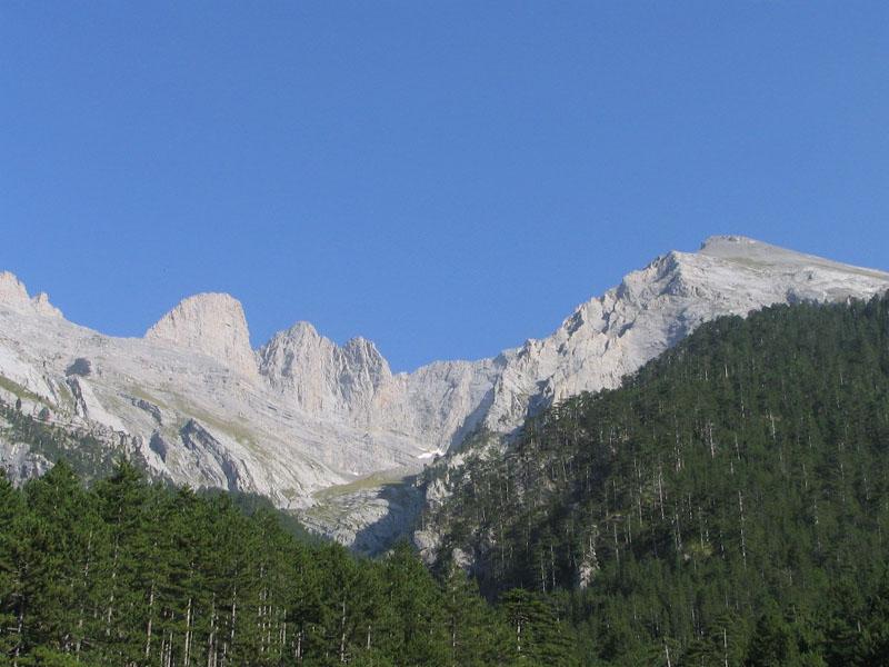 กรีซ-ภูเขาโอลิมปัส