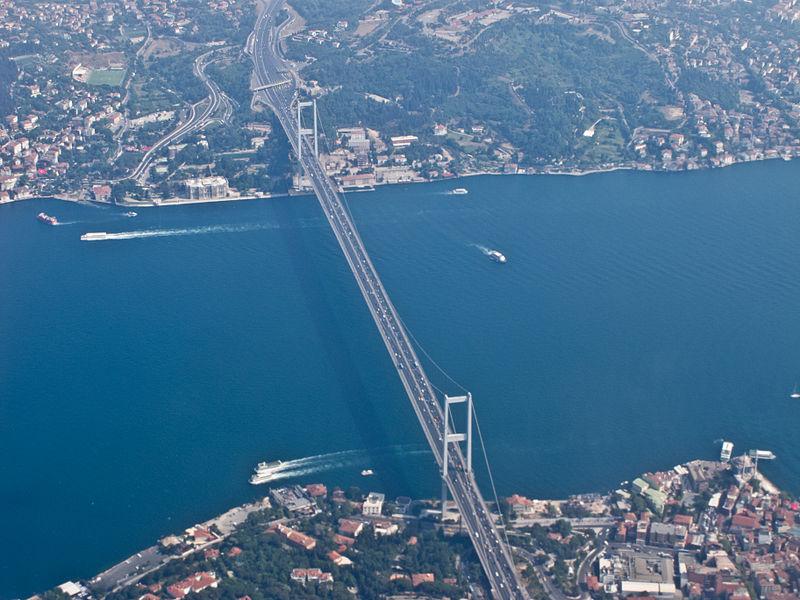 ตุรกี-Bosphorus-Bridge