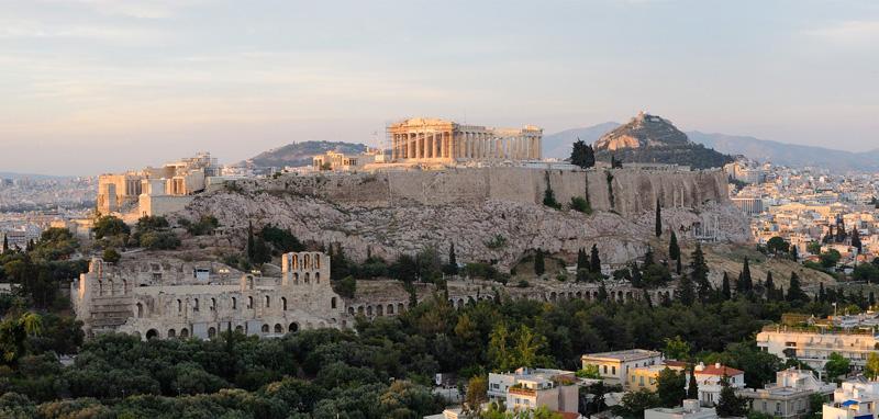 ที่เที่ยวกรีซ