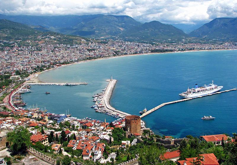 สถานที่เที่ยวตุรกี