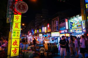 Ningxia Night Market 1